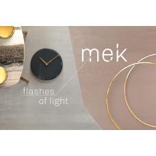 MEK  flashes of light