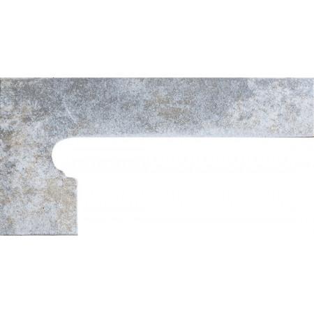 Боковина левая Zanquin izd Mytho Acero 20*39 (1кор/10шт)