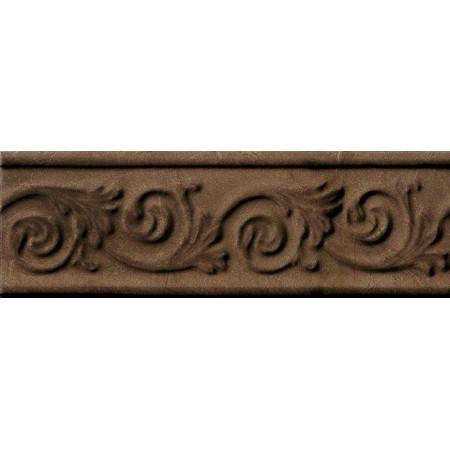 Charme Bronze Listello Desire/ Шарм Бронз Бордюр Дизайер 8х25