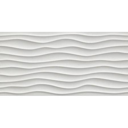 Настенная плитка Atlas Concorde 3D Wall 3D Dune White Matt 40x80