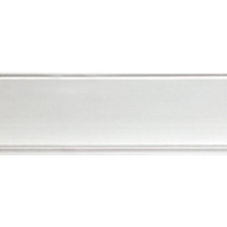 Плитка для ванной Atlas Concorde Admiration Bianco Carrara Zoccolo 15x40
