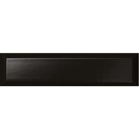 Atlas Concorde Brick Atelier Black Bevel 8x31.5