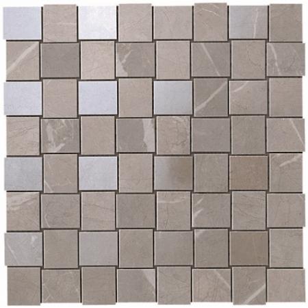 Atlas Concorde Brick Atelier Silver Net Mosaic 30.5x30.5