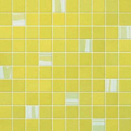 Atlas Concorde Intensity Lime Mosaic Square 30.5x30.5