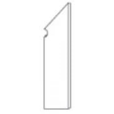 Atlas Concorde Marvel Edge Absolute Brown Battiscopa Sag.dx 30x7.2