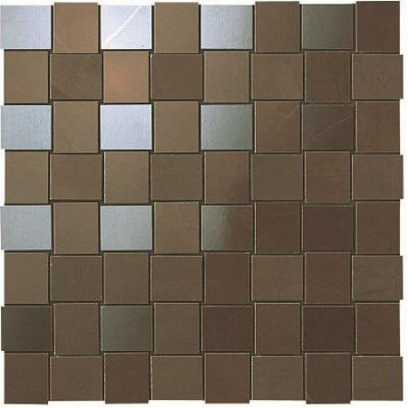 Atlas Concorde Marvel Wall Bronze Net Mosaic 30.5x30.5