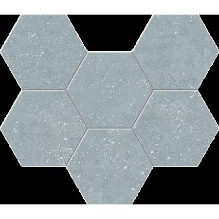 Керамогранит Estima Bluestone BS01 Hexagon 28.5x25