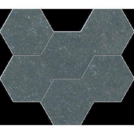 Керамогранит Estima Bluestone BS02 Hexagon 28.5x25
