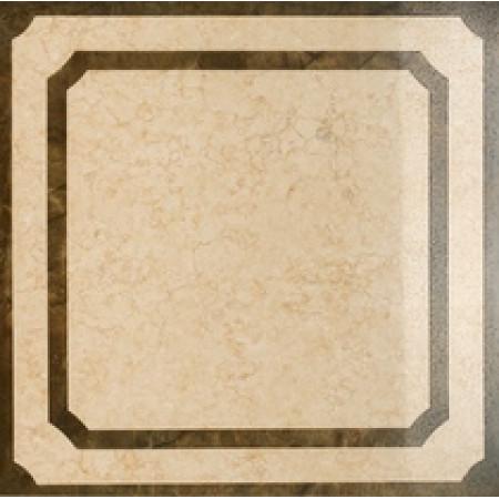 Плитка для ванной Italon Charme Amber Ins Frame 60x60