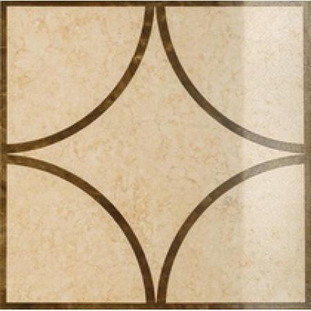 Плитка для ванной Italon Charme Amber Ins Loop 60x60