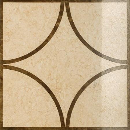 Плитка для ванной Italon Charme Amber Ins Loop 59x59
