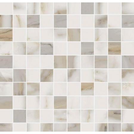 Настенная плитка Italon Charme Evo Wall Project Calacatta Mosaico 30.5x30.5