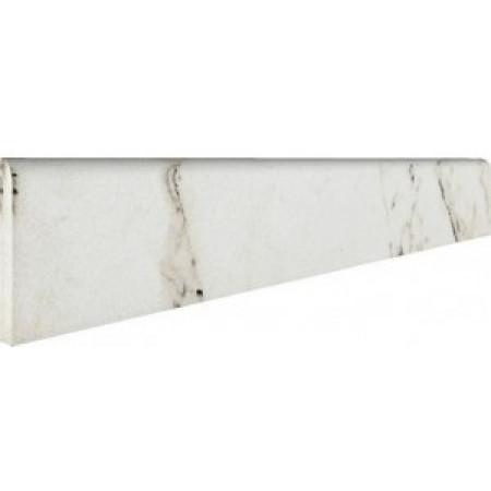 Плинтус Italon Class White 7.2x45