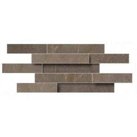 Напольная плитка Italon Contempora Burn Brick 3D 78x28