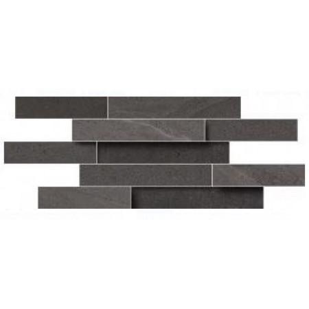 Напольная плитка Italon Contempora Carbon Brick 3D 78x28