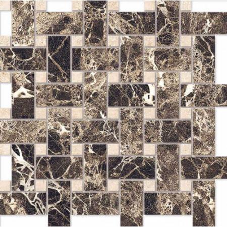 Мозаика Estima Elegant EL Intreccio EL03/LM01 30x30