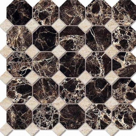 Мозаика Estima Elegant Octagon Small EL03/JZ02 30x30