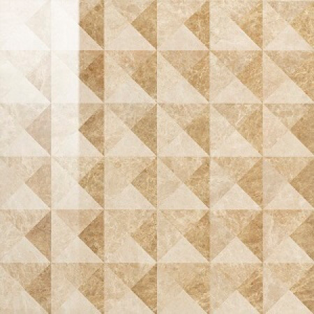 Плитка для ванной Italon Elite Cream Inserto Illusion 59x59