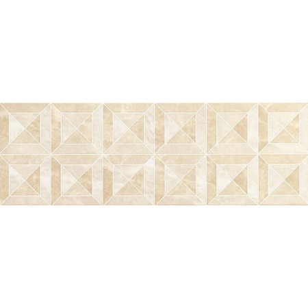Плитка для ванной Italon Elite Cream Inserto Vision 25x75