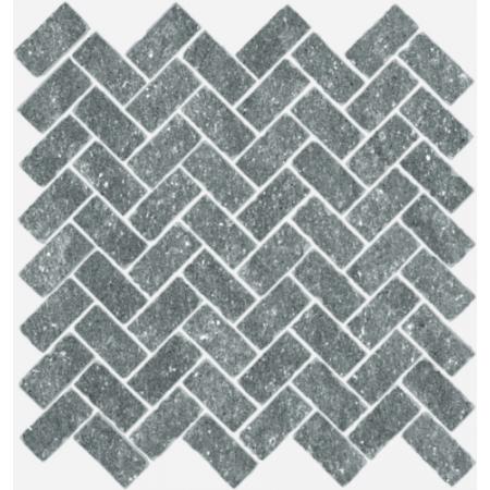 Керамогранит Italon Genesis Gen.Jupiter Silver Mosaico Cross 31.5x29.7