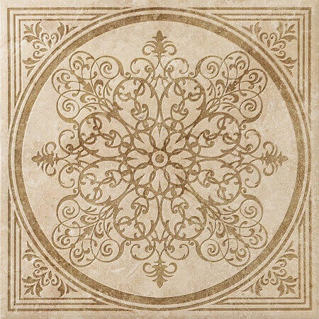 Декор Italon NL-Stone Almond Inserto Bloom 60x60