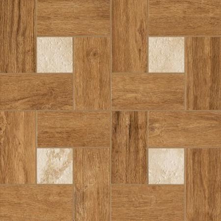 Декор Italon NL-Wood Honey Inserto Glamour 45x45