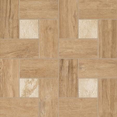 Декор Italon NL-Wood Olive Inserto Glamour 45x45