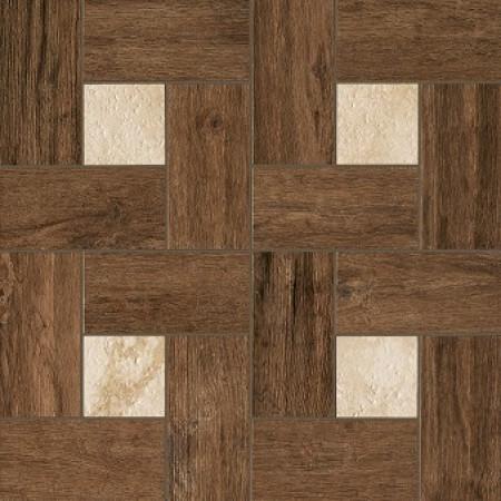 Декор Italon NL-Wood Pepper Inserto Glamour 45x45