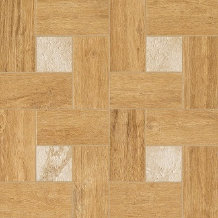 Декор Italon NL-Wood Vanilla Inserto Glamour 45x45