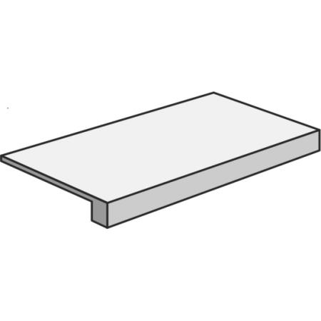 Керамогранит Italon Genesis Gen.Jupiter Silver Scal Ang Dx 120x33