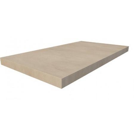 Плитка для ванной Italon Urban Ash Scalino Angolare Sinistro Mat.Ret. 33x60